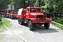 DO NOVÉHO OKNA : Rožnov opět ožil hasiči