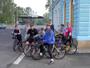 DO NOVÉHO OKNA : Hasičská cyklistická vyjížďka - aneb vzhůru za zdravím !